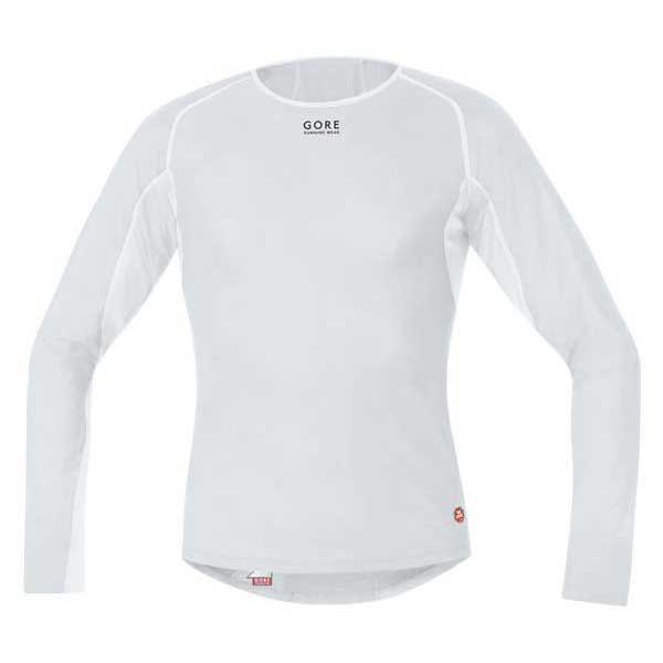Gore running L / S Essential Base Layer Windstopper Thermo