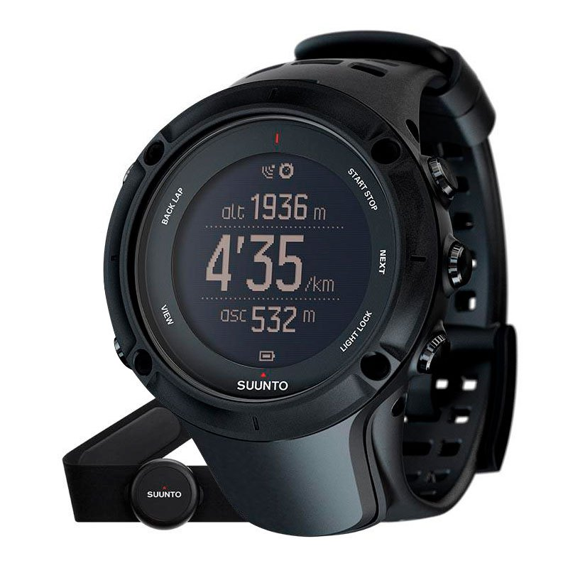 Relojes Suunto Ambit3 Peak Black Hr One Size Black
