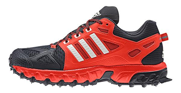 newest 6695f 7aa68 adidas kanadia 6 tr kids Red buy and offers on Runnerinn