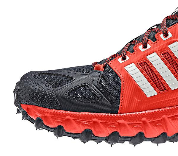 adidas kanadia 6 tr kids Red buy and offers on Runnerinn e97d448e4