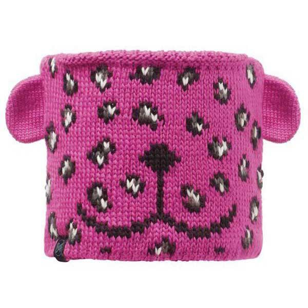 Buff ® Child Neckwarmer Knitted & Polar Fleece