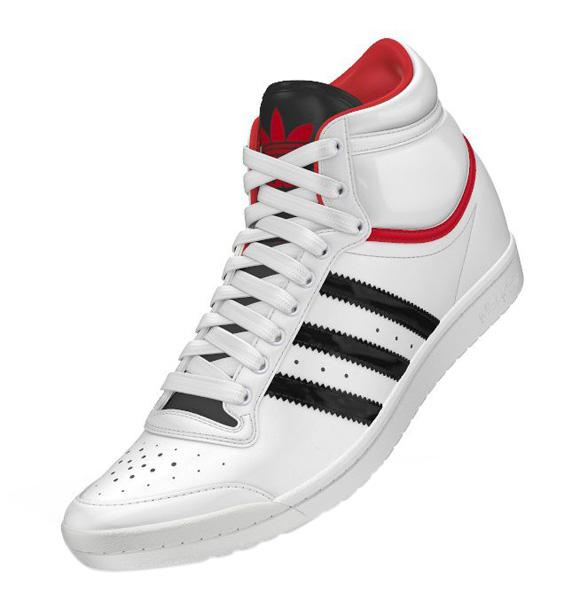 sneakers for cheap 98830 c5597 adidas originals Top Ten Hi Sleek Up buy and offers on Runnerinn