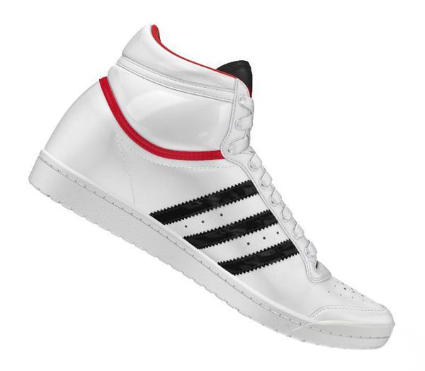 7dc8e45472 adidas originals Top Ten Hi Sleek Up buy and offers on Runnerinn