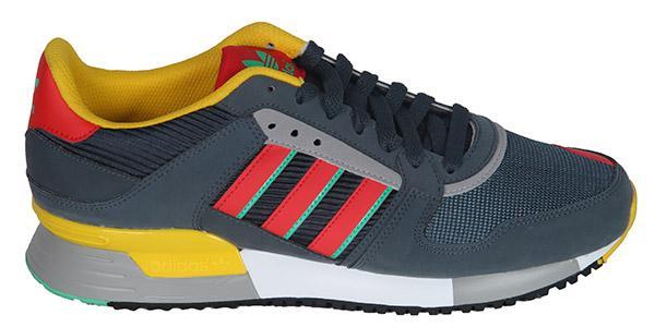Switzerland Mens Adidas Zx 630 - Running Adidas Original Zx 630 Bold Onix   Bright Red   Mint 671584 P