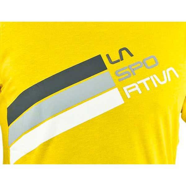 d19702ced544f La sportiva Stripe Logo T Shirt comprar y ofertas en Runnerinn