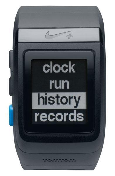Nike SportWatch GPS Black / Blue
