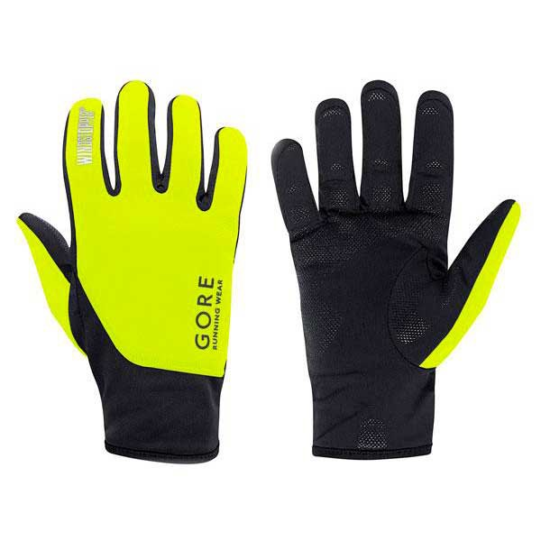 Gore running Essential Soft Shell Gloves