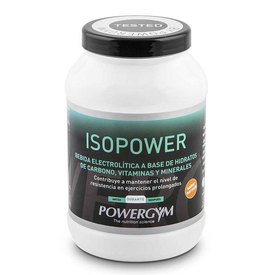 Powergym Isopower 1600 g Orange
