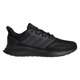 Cabra Descubrimiento Personas con discapacidad auditiva  adidas Duramo 9 Black buy and offers on Runnerinn