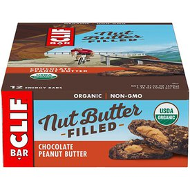 Clif 50gr 12 Units Chocolate Peanut Butter