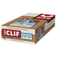 Clif Energy Bar Oats/Coconut/Chocolate Box 12 Units