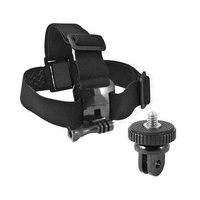 Ksix Head Harness for GoPro and Sport Cameras