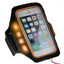 Ksix Sport Armband Case Leds Iphone 5/5S Jose Hermida