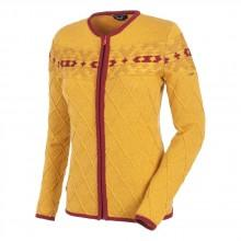 Salewa Aurine Full Zip Sweater