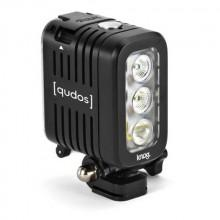 Knog lights Qudos Action Video Light para GoPro Black