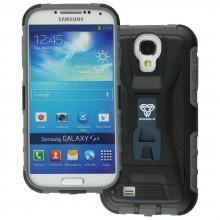 Armor-x cases Rugged Case Kickstand Clip for Samsung Galaxy S4 Black