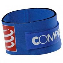 Compressport Timing Chip Strap Ice