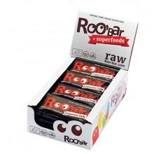 Roo´bar Raw Energy Bar Liquorice y Chilli 30gr X 20