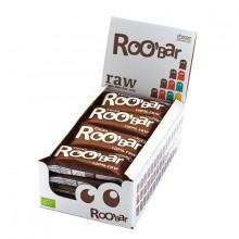 Roo´bar Raw Energy Bar Cacao And Cashew 50gr X 16