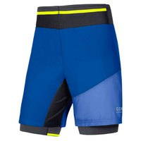 Gore running Fusion 2 In 1 Shorts