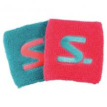 Salming Wristband Short 2 pack