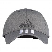 adidas 6 Panel Classic 3 Stripes Cap Melange