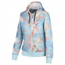Cmp Fix Hood Jacket Printed Mesh