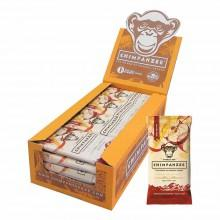Chimpanzee Energy Bar Apple And Ginger 55 g Box 20 Units
