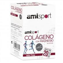 Ana maria lajusticia Collagen With Magnesium y C Vitamin Sticks 20 Unidades