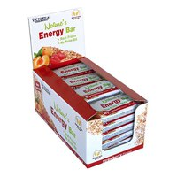 Weider Victory Endurance Nature Bar Strawberry 25 Units x 60gr
