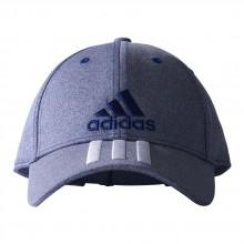 adidas 6 Panel Classic 3 Stripes Melange
