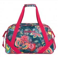 Desigual Galactic Bloom Gym Duffle