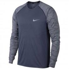 Nike Breathe Miler Top Nv