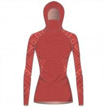 Odlo Natural +Kinship Warm SUW Top With Facemask