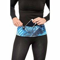 Sport hg Ring Technical Seamless Belt With Printed Design